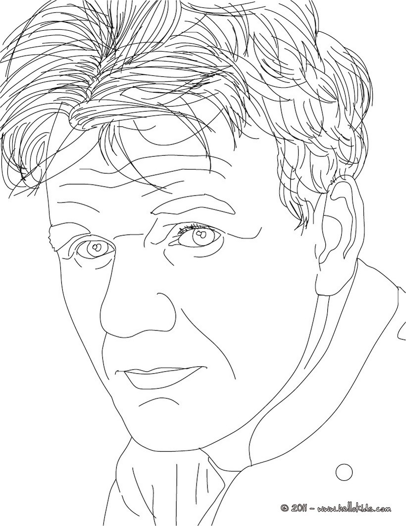gordon coloring pages - photo#36