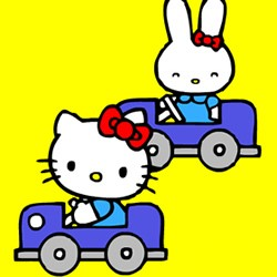 Hello kitty Coloring pages Free Online Games Videos for kids