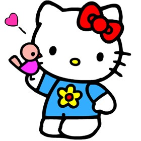 Hello kitty : Coloring pages, Free Online Games, Videos for kids ...
