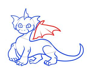 How To Draw How To Draw Dragons For Kids Hellokids Com