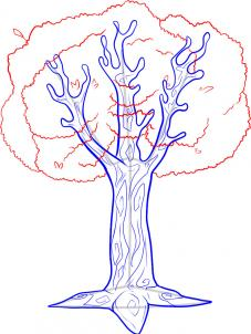 How To Draw How To Draw Branches Hellokids Com