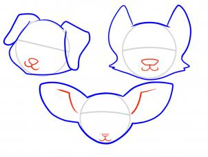 how to draw how to draw dogs for kids hellokids com