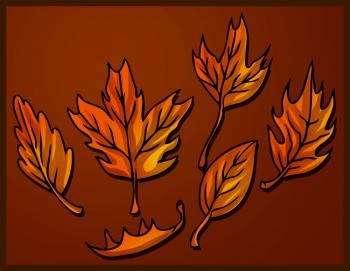 how to draw how to draw leaves hellokids com