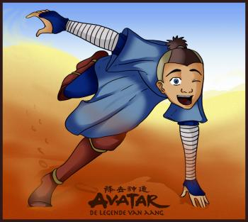 How To Draw Sokka From Avatar The Last Airbender