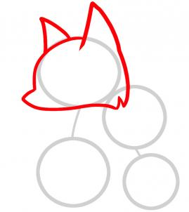 How To Draw How To Draw Foxes For Kids Hellokids Com