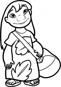 How To Draw Stitch From Lilo And Stitch Step By Step