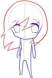 how to draw chibi hellokids com