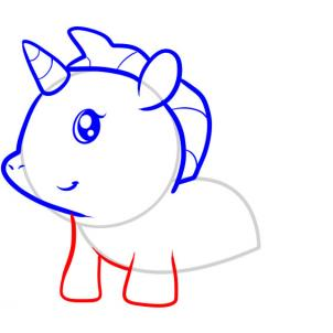 How To Draw How To Draw A Unicorn For Kids Hellokids Com