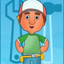How to Draw Handy Manny