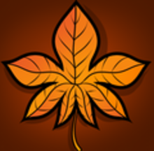 How to Draw an Autumn Leaf - Drawing for kids - Drawing tutorials step by step - Trees