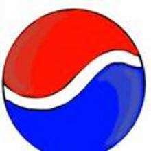 How To Draw How To Draw The Pepsi Logo Hellokids Com