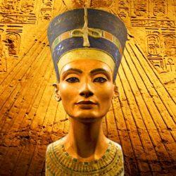 Nefertiti statue free sliding puzzle