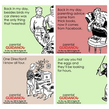 Hilarious family ecards for grandparents and children alike!