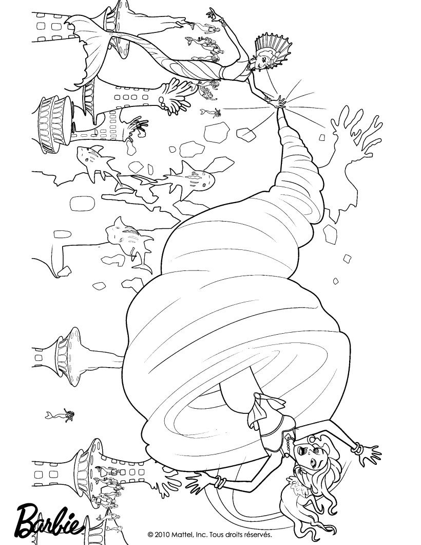 barbie in a mermaid tale coloring pages eris 39 whirlpool