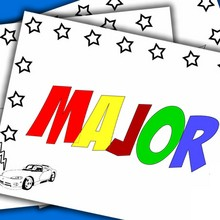 BOYS NAME coloring pages - NAME coloring pages - Coloring page