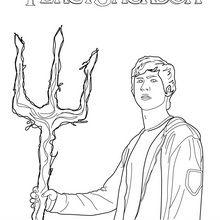 Poseidon's son