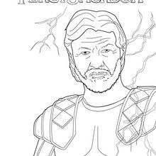 Percy Jackson Coloring Pages 10 Movies Online Coloring Sheets And Printables For Kids