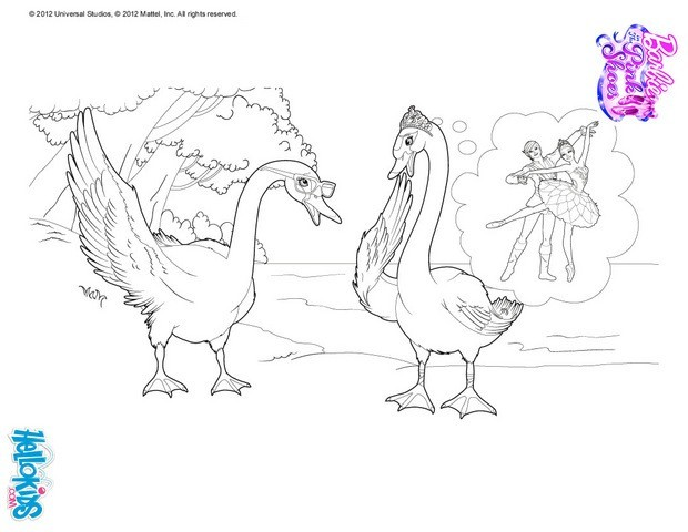 Swan princess coloring pages Photo - 11 - timeless-miracle.com | 480x620