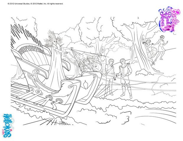 Snow queen coloring pages Hellokids