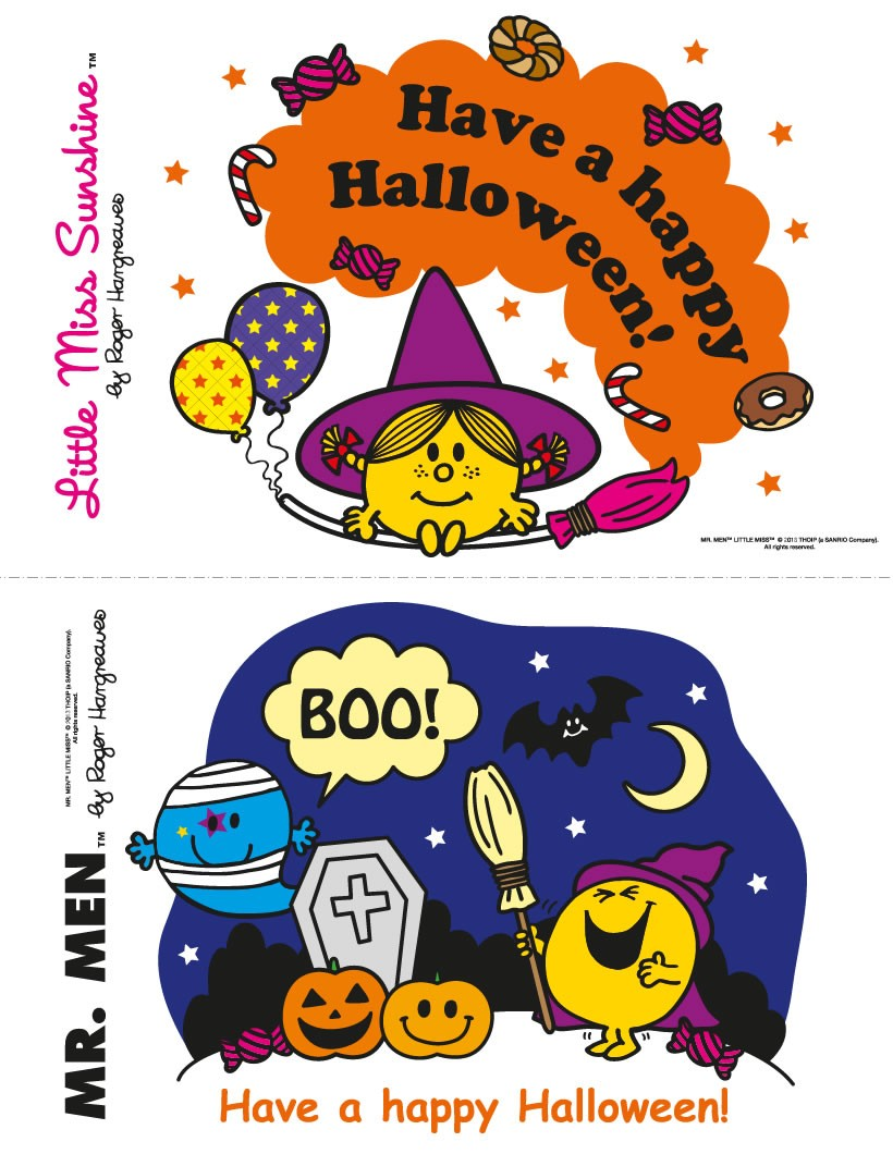 Happy Halloween Little Miss