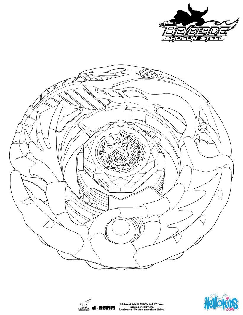 leviathan coloring page