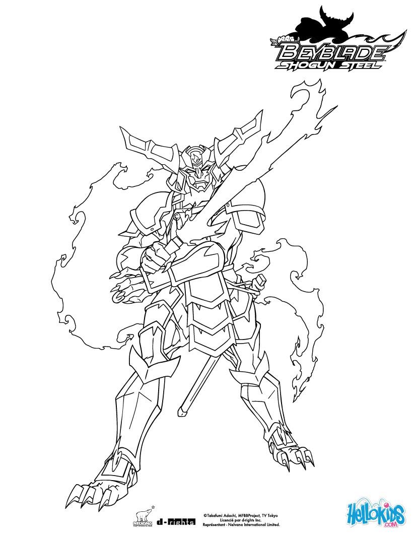 Samurai Pegasus Bey Blad Free
