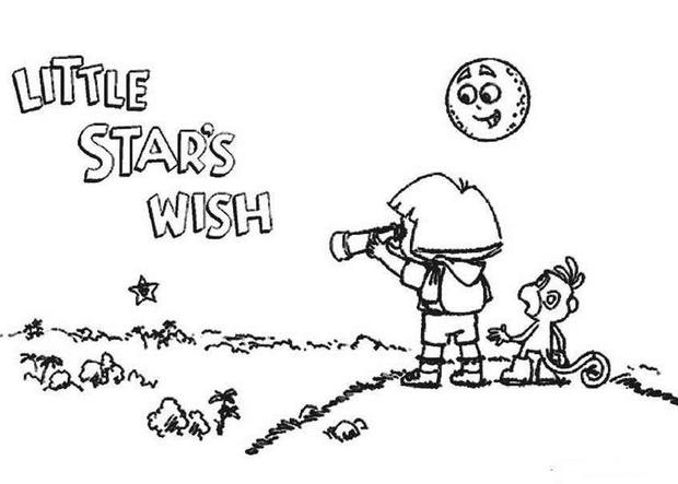 How To Draw LITTLE STAR