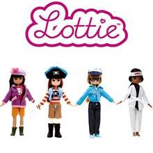 JOLLY GOOD! Lottie Dolls Foster Girls