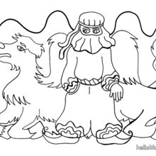 Africa Coloring Pages Coloring Pages Printable Coloring Pages Hellokids Com