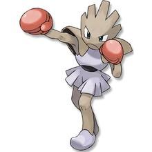 Hitmonchan pokemon
