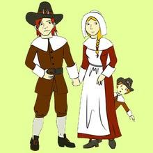 The Pilgrims puzzle