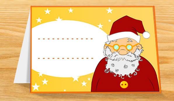Snowman & Santa Claus