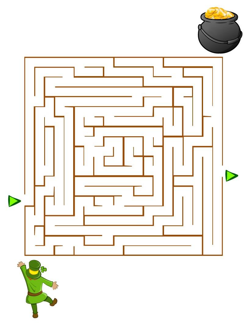 leprechaun u0027s pot of gold online games hellokids com