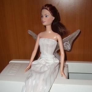 Doll Fairy Dress