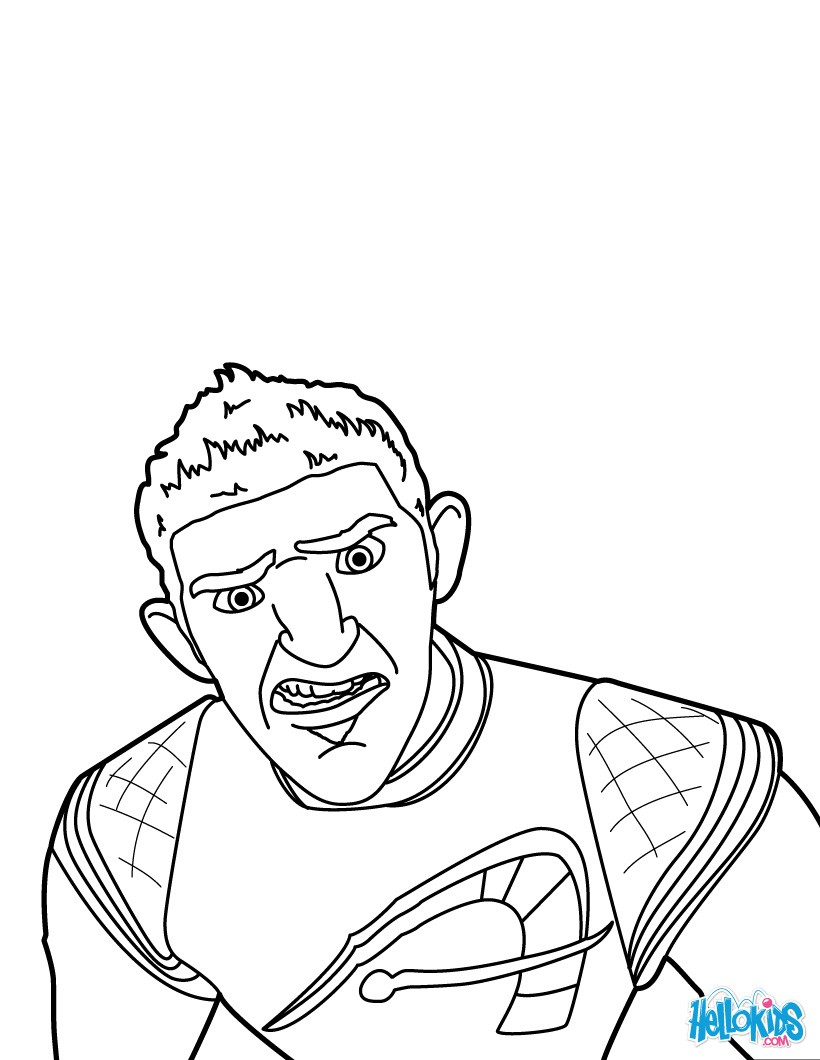 Guy gagn coloring pages Hellokidscom