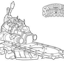 skylanders snapshot coloring pages - photo#14