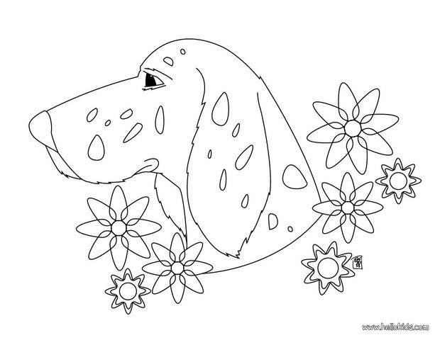 Beanie's Tag You're It - Basset Hound Coloring Pages - Free ... | 480x620