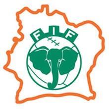 Emblem of Ivorian Soccer  Federation online puzzle