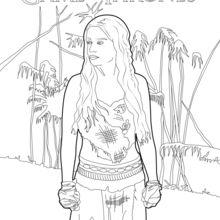 Game Of Thrones : Princess Daenerys Targaryen