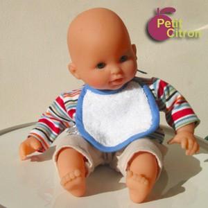 Baby Bib craft for kids