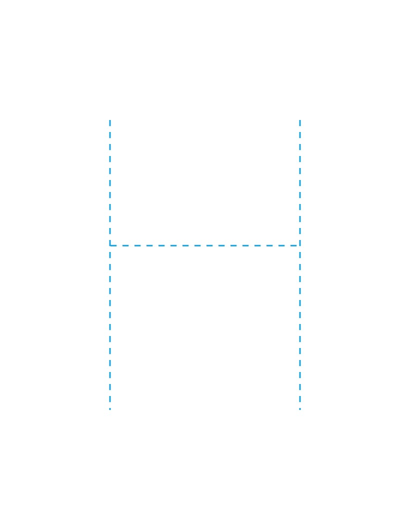 How to draw the letter h Hellokids