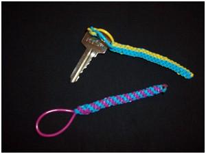 Kids crafts and activities scooby doo bracelets - Comment faire un scoubidou facile ...