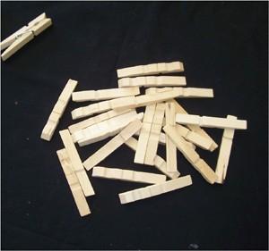 Wooden Trivet craft for kids