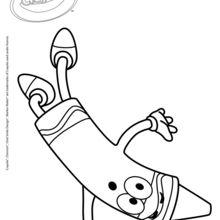 Crayola 18 coloring page