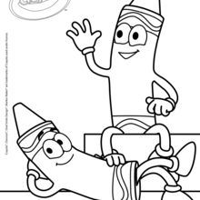 Crayola 20 coloring page