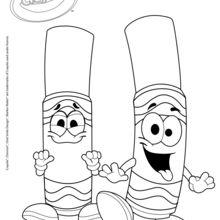 Crayola 4 coloring page