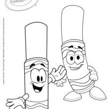 Crayola 7 coloring page