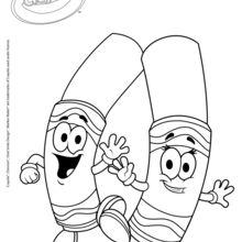 Crayola 9 coloring page