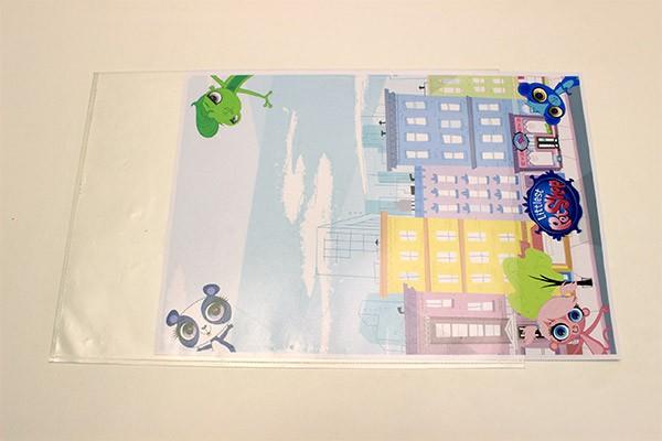 Make a Littlest Pet Shop Case craft for kids