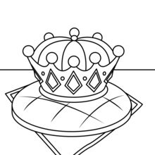 Kings Cake and the Lucky Crown